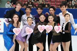 全日本フィギア選手権,画像